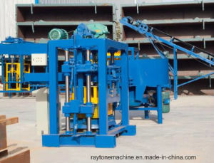 Qt40-2 Concrete Block Making Machine Hollow Brick Machine pictures & photos