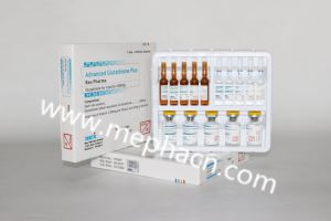 Glutathione Glutax for Skin Whitening Plus Vc Cindelle Skin Care pictures & photos