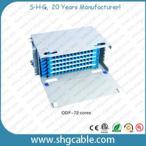 Rack Mounted Optical Fiber Distribution Frame (ODF-72) pictures & photos