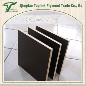 Poplar Plywood for Modular Formwork pictures & photos