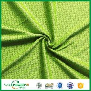 130G/M2 100% Polyester Single Jersey Fabric pictures & photos