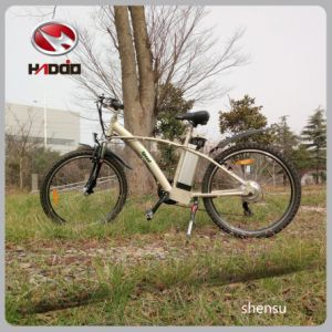 26′′ 36V Cheap Bike Electric Mountain Bicycle MTB Ebike pictures & photos