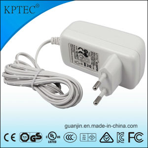 25W 12V 2A AC/DC Adapter Power Supply with Ce and GS Certificate pictures & photos