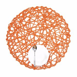 Colorful Paper String Placemat for Home & Decorations pictures & photos