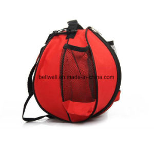 Round Basketball Bag with Adjustable Handle pictures & photos
