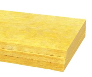 20-80mm Soundproof Fiber Glass Wool Board Insulation pictures & photos