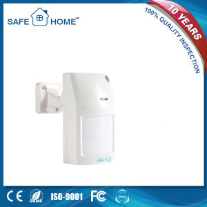 Wall Mounted PIR Motion Detector with Fresenl Lens pictures & photos
