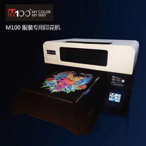 Cotton T Shirt Print Machine pictures & photos