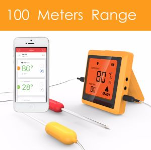 Bluetooth BBQ Grill Thermometer pictures & photos