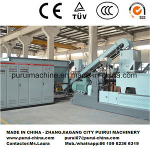 PP Film Compactor Densifier Agglomerator Pelletizing Granulating Machine pictures & photos