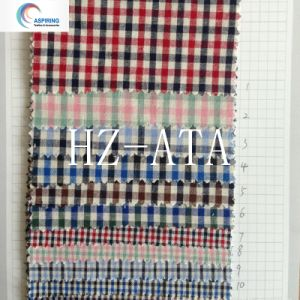 Yarn Dyed 100 Cotton Plaid Shirt Fabric pictures & photos