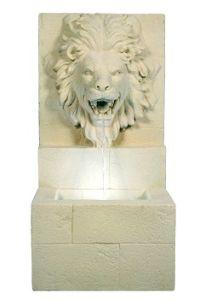 Sandstone Figure Statue Lion Style Sculpture Resin Fountain pictures & photos