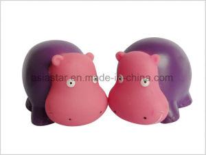 Vinyl Hippo Squirt Children Toy pictures & photos