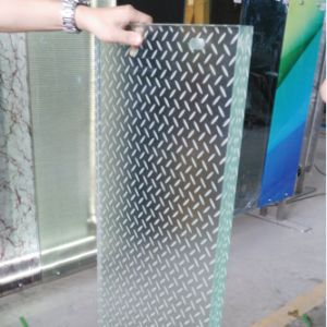 Anti-Skid Laminated Glass / Toughened Laminated Glass pictures & photos