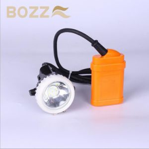 Popular! ! ! Bozz LED Li-ion 2ah Battery LED Headlamp Mining Lamp Miner Lamp Kl2lm pictures & photos