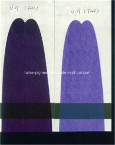 Organic Pigment Permanent Violet (C. I. P. V. 27) pictures & photos