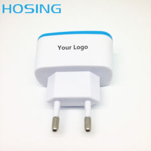 5V 2.1A Single USB Wall Charger OEM Color Fast Charger for Mobile Phone pictures & photos
