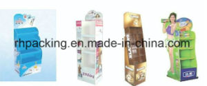 Corona Treated/Printing/Cutting Die PP Corflute Correx Coroplast Sheet for Showing Stand as Backbone 4′*8′ pictures & photos