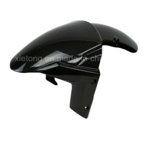 Carbon Fiber Motorcycle Front Fender for Kawasaki Zx10r 2016+