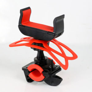 Universal Motorcycle Bicycle Handlebar Cell Phone Holder pictures & photos