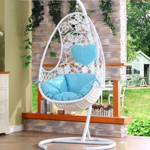 2017 New Hanging Chair &Swing Rattan Furniture, Rattan Basket (D006) pictures & photos