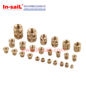 Amtec, Sonicsert, Hitsert, Spedsert, Screwlock, Quicksert, Expansionsert Threaded Insert Nut pictures & photos