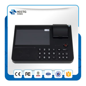 GPRS 3G WiFi Desktop Android Eft POS Terminal (HPC701) pictures & photos