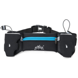 Waist Runners Hydration Running Water Bottle Waist Belts Pack Bags for Men (BF151098) pictures & photos