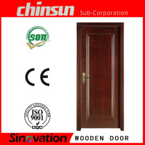 New Design Wooden Door with High Quality (SV-W001) pictures & photos