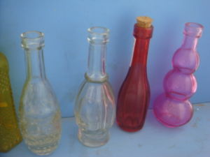 Transparent Glass Bottle, Silk Print Bottle, Essential Oil Bottle pictures & photos
