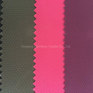 Oxford PVC Coated Leather Fabric for Luggage Bag Tent pictures & photos