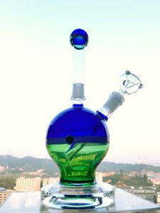 15 Inch 6 Ice Catcher 7mm Thickness Glass Water Pipe pictures & photos