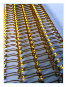 Double Ring Document Binding Wire pictures & photos