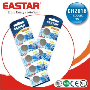 3V Cr2032 Limno2 Button Cell Batteries pictures & photos