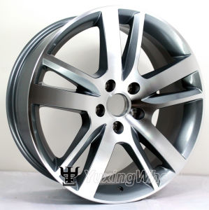 Competitive Price 18 Inch High Quality Assured Aluminum Alloy Wheel pictures & photos