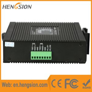8 Gigabit Ports Dual Power Input Industrial Ethernet Network Switch pictures & photos