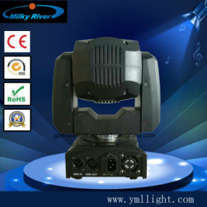 China DMX 4X10W RGBW Super Beam Mini LED Moving Head Light pictures & photos