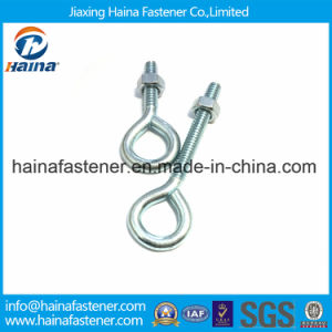 China Supplier Eye Bolts Grade 4.8 Cr+6 Zinc Plated Yzp pictures & photos