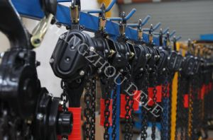 Dh Type Ratchet 0.75 Ton Manual Lever Hoist pictures & photos