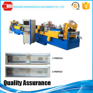 Light Steel Structure Prefabricated House Light Steel Frame Machine pictures & photos