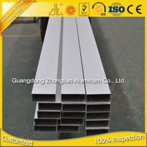 6063 T5 Anodised Aluminium Retangular Tube Aluminium Pipe pictures & photos