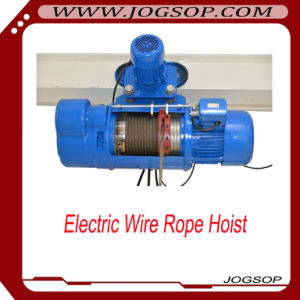 CD/MD Model Electric Trolley Type Wire Rope Electric Hoist pictures & photos