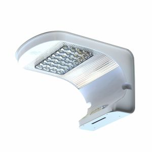 Super Bright LED Solar Motion Wall Light Home Outdoor Lamp with Pure and Warm White Lighting pictures & photos