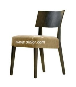(SD-1009-2) Modern Restaurant Furniture Table Sets Wooden Dining Chair pictures & photos