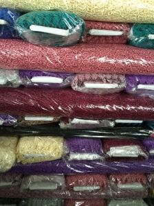 Water Soluble Embroidery in Stocks pictures & photos