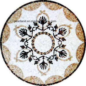 Marble Flooring Waterjet Medallion for Interior Decoration pictures & photos