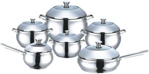 Stainless Steel 12 PCS Kitchen Tool, Cookware pictures & photos