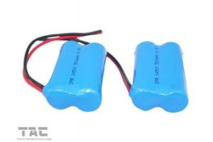18650 6.4V 1500mAh Li-ion LiFePO4 Battery for Emergency Light pictures & photos