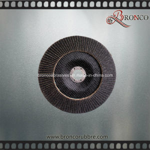 Angle Grinding Abrasive Flap Disc pictures & photos
