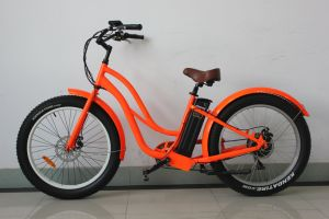 500W Bench E-Bike with 26 Inch Fat Tire for Sale pictures & photos